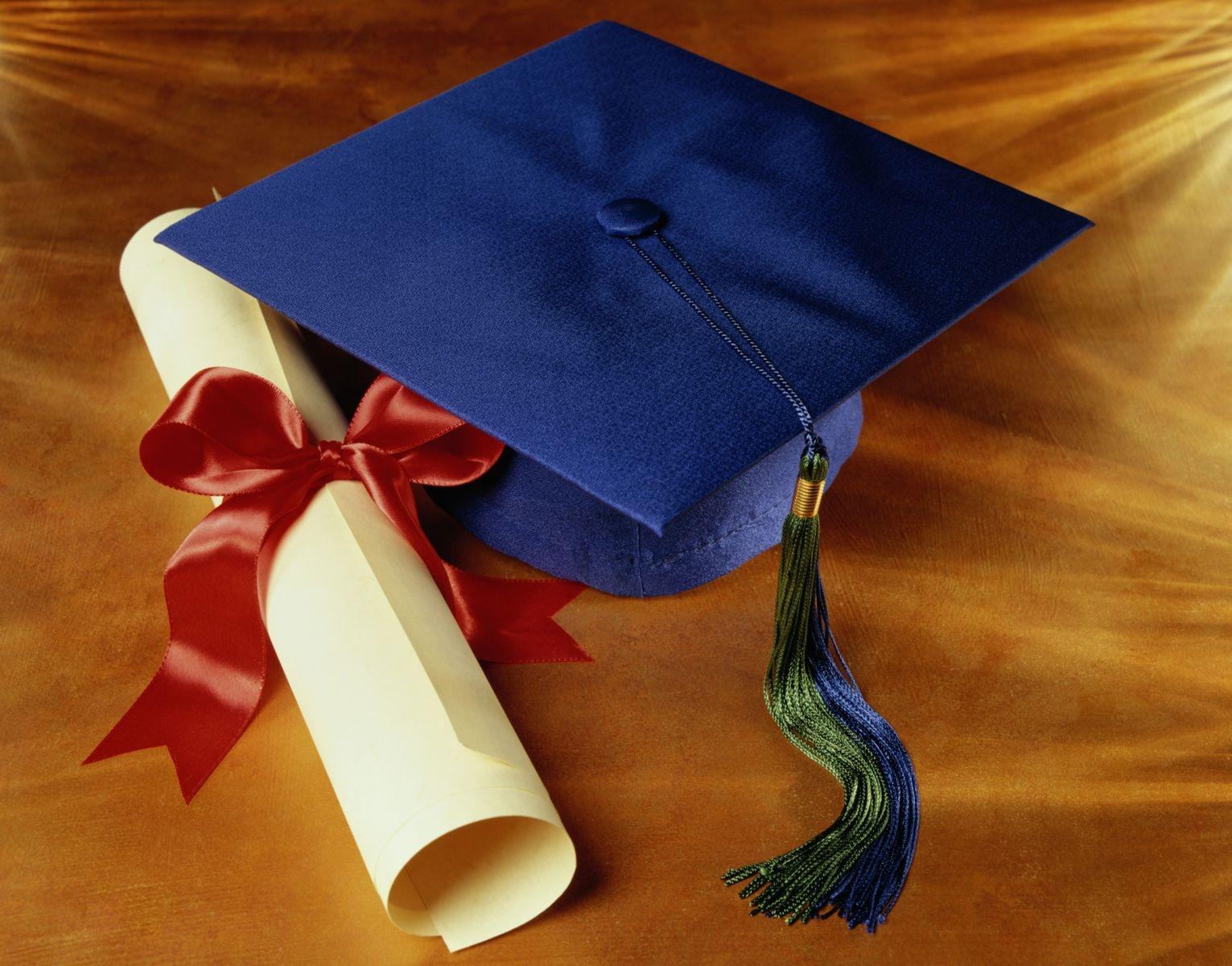 Поздравления для выпускника института